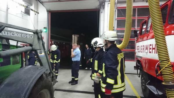 Freiwillige Feuerwehr Kirchhasel Ubungen Ausbildungen